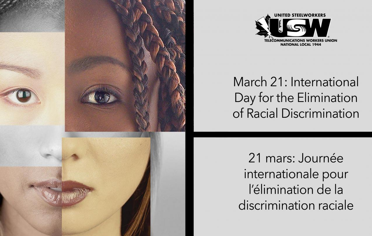 Against Racial Discrimination