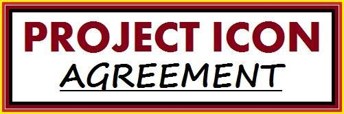 PROJECT ICON AGREEMENT