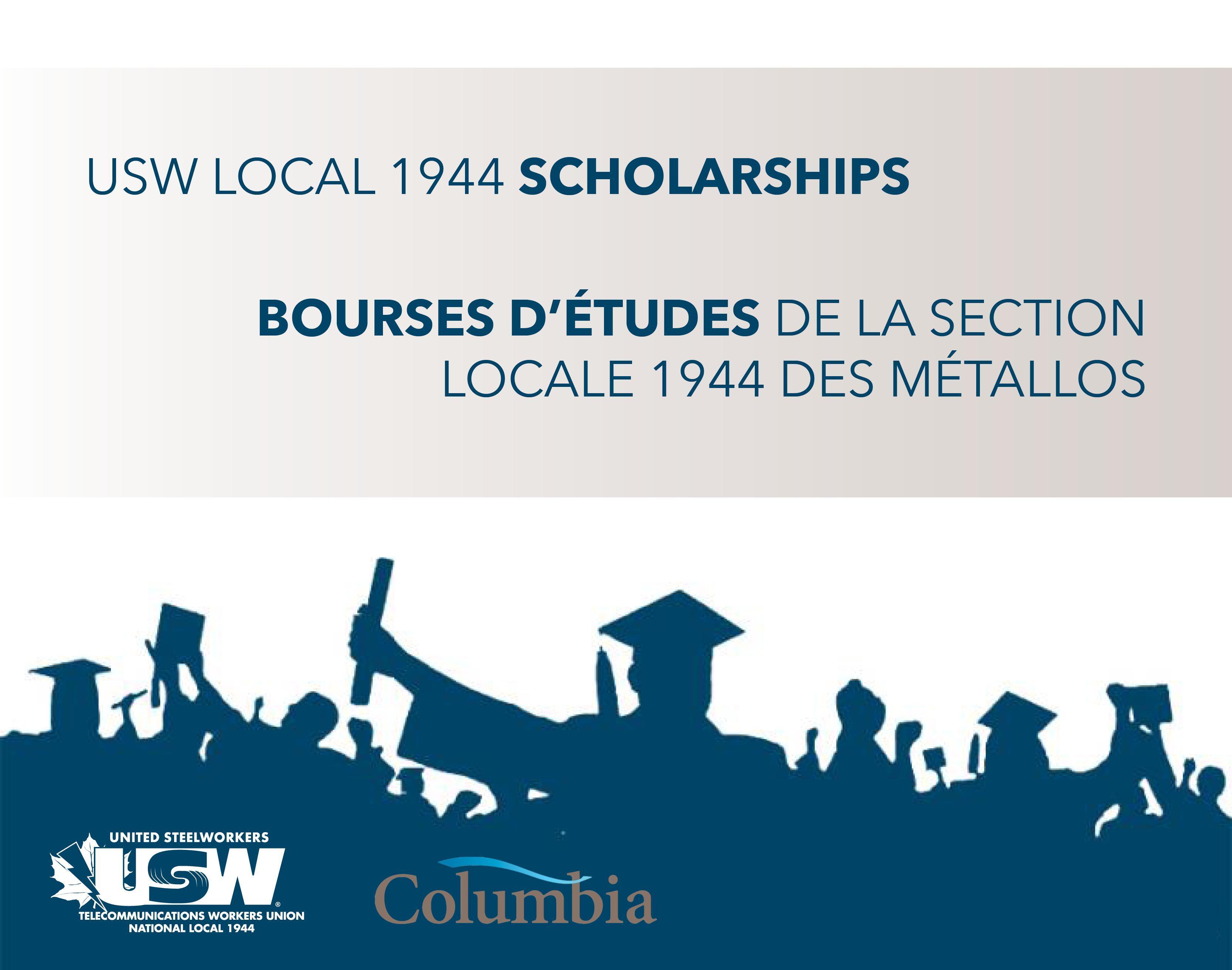 USW Local 1944 Scholarships
